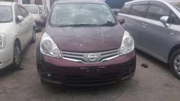 Fully loaded Nissan Note available for sale