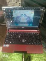 Neat Acer aspire one mini laptop sale or swap reasonable Android phone
