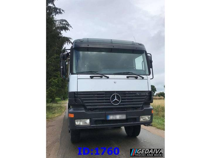 Mercedes-Benz 4143 8x4 - 2000