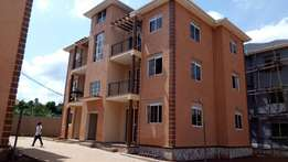 Brand new 2 bedroom apartments in Kyaliwajjala at 600k