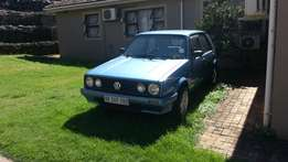 VW Golf 1600i 2007 for sale