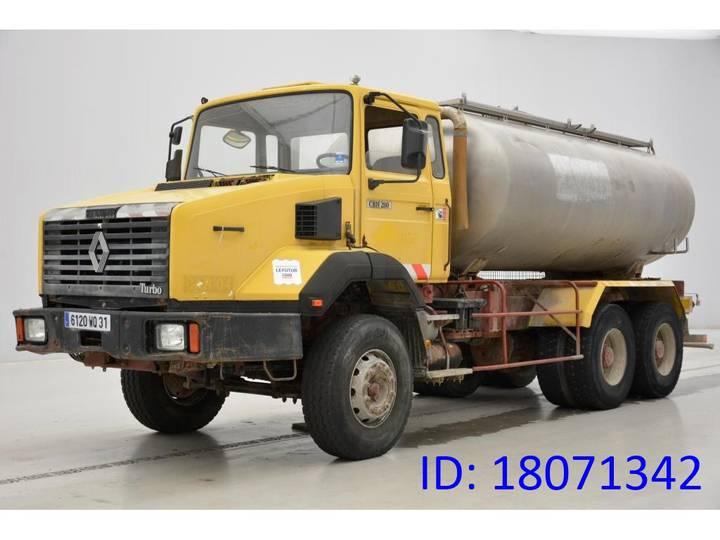 Renault CBH 280 - 6x4 - 1990