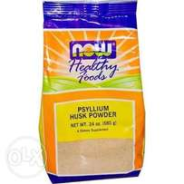 Now Psyllium Husk Powder 680g