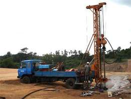 Call us if you want to drill water bole hole