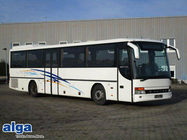 Setra S 315 UL GT, Schaltung, Klima, WC - 2001