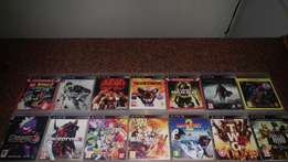 Huge Variety Games for PS3