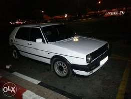 I need gearbox for Vw golf 2