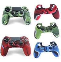 PS4 Pad Soft rubber Cover Skin silcon Grip 20k each