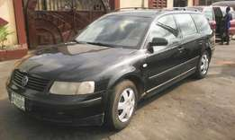 Volkswagen passat wagon 4plug engine automatic gear first body 550k