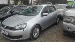 VW golf mark 6 2011 auto 1200cc like new super clean buy and drive