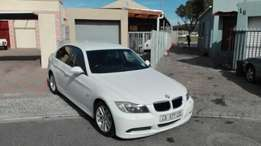 2006 bmw E90 320i exclusive automatic