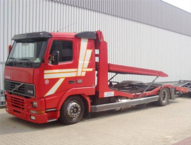 Andere FH 12 420 4x2 Standheizung/Klima/Tempomat/eFH. - 1999