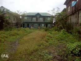 A storey building urgently for sale at ISOLO