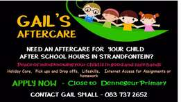 Gail's Holiday and Aftercare in Strandfontein