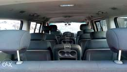 2014 Just like brand new executive Hyundai H1 with factory chilling ac
