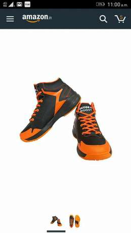 Brand new shoes for basket ball training ordered on amazon Parklands - image 2