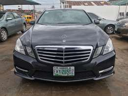 Super Clean Grey 2013 Mercedes Benz E350 4MATIC