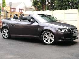 AUTOMATIC 2009 Audi - A3 1.8 T FSi Cabriolet