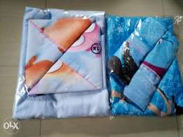 Bedsheets for sale.
