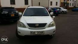 Toyota harrier for sale. Buy and drive.well maintained