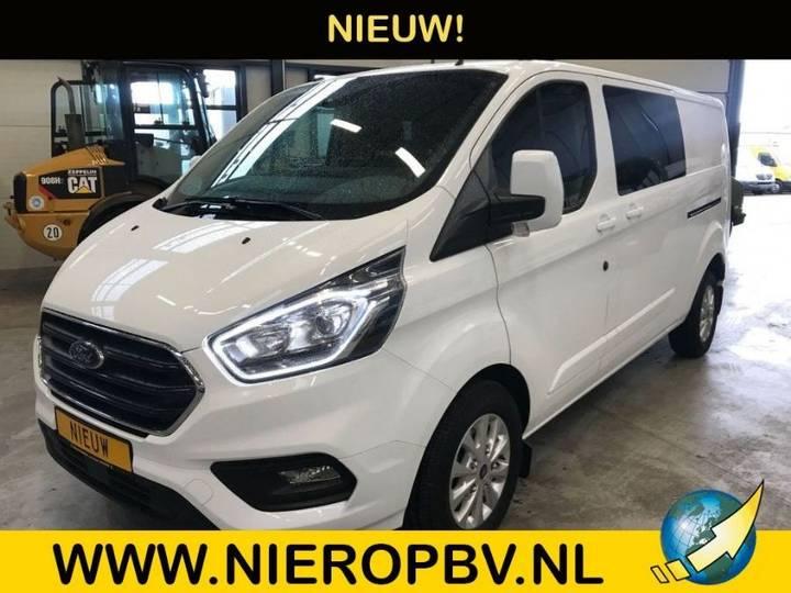Ford Transit Custom 130pk Airco Navi Dubbel Cabinne Dubb - 2018