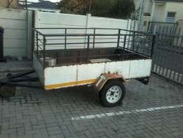 Trailer to rent