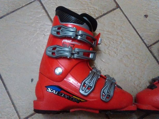Buty narciarskie Salomon Falcon 60 r.24 240mm Humniska • OLX.pl