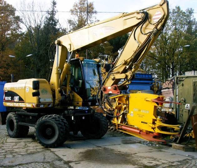 CAT 315 C mit NEUER Baumschere - 2003 - image 12