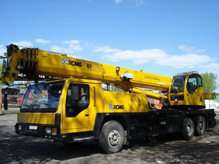 XCMG Qy30k5 - 2008