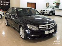 2011 Merc Benz C350 Avantgarde AMG now available at Eco Auto Mbombela