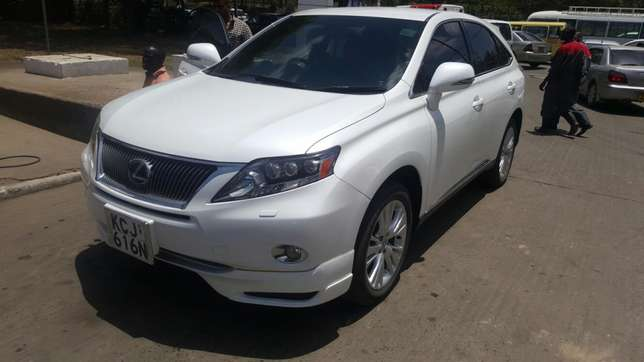 Toyota harrier lexus Nairobi West - image 7