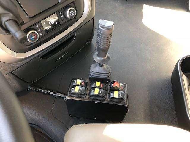 Iveco X-way 35x57 8x4 Autom.kasetti Yhdistelmä - 2018 - image 19