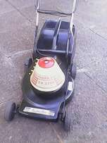 Southern Cross 2200W electric lawnmower in excellent condition