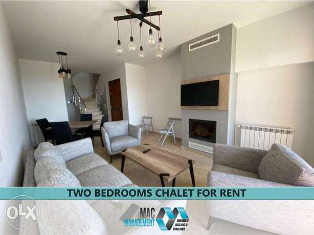 Luxurious Chalet for Rent - Faqra Road