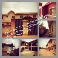 Hostel ensuite for sale. Serious buyers only