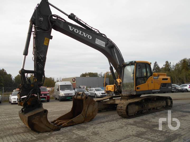 Volvo EC250DL - 2012