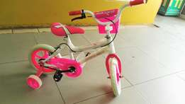 Girls Only 12inch Bikes (3-6 Years Old) Brand New (Bulk Boxed)