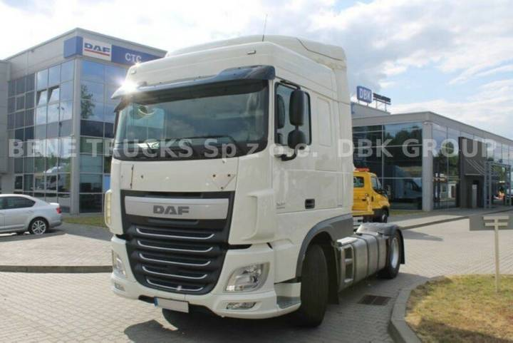 DAF XF 460 FT 2015 EURO 6 SPACE CAB - 2015