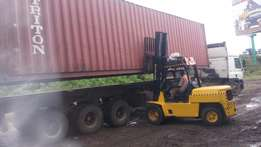 Container reliable forty fit containers high cube