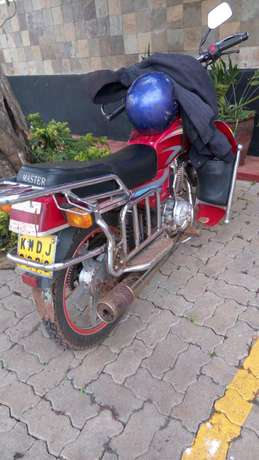 Am selling a motorcycle Njengu - image 3