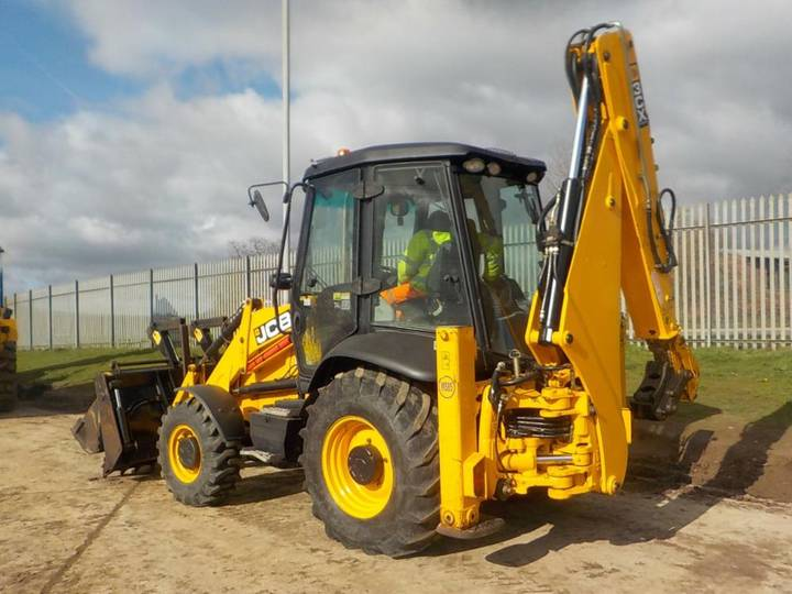 JCB 3CX P21 Turbo - 2014 - image 4
