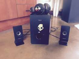 Skullcandy and PC/Laptop Speakers