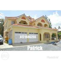 Fine, 5br with sq in kahawa sukari house for sale