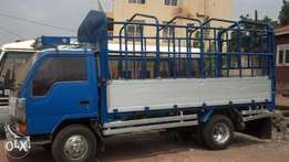 canter truck long