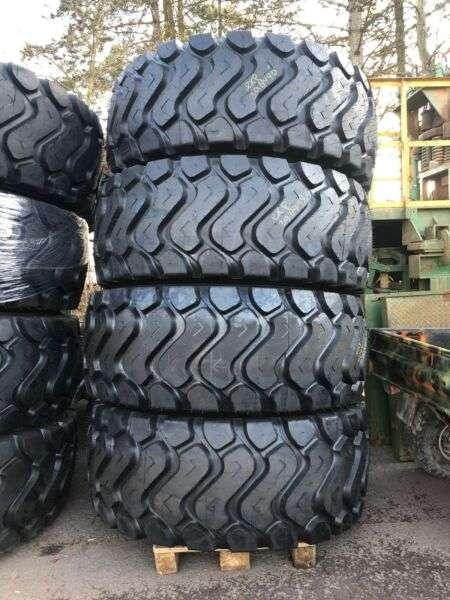 *1 Satz Runderneuerte Reifen*26,5