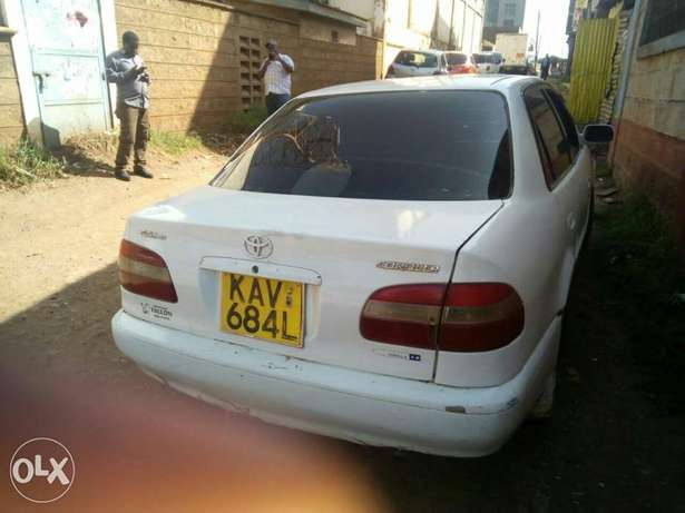 Selling above Toyota 110 Price 380,000.00 call me for viewing it Imara Daima - image 2