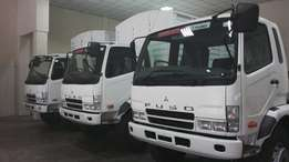 Big offer!! Brand new Mitsubishi Fuso Fn627 (mahewa)