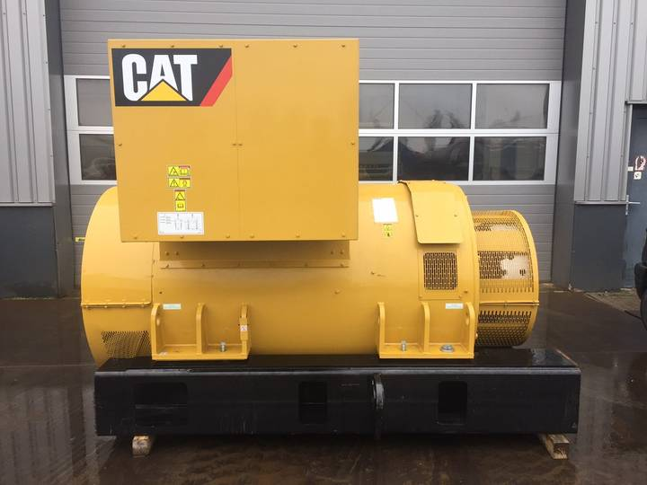 Caterpillar 3600 kVA Alternator - 2016