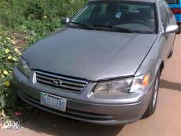 Neat Naija Used Camry 2002 Model For Sale