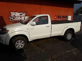 2006 toyota hilux 2.7 vvti !!! a must have !!!